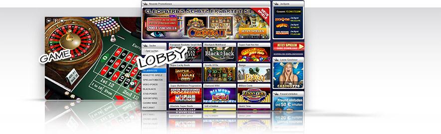 eurocity casino login