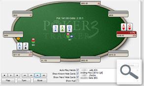 hand replayer στο πρόγραμμα pokertracker3