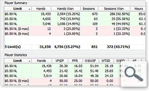 neue PT4 Spielerstatistiken