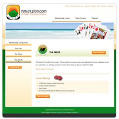 Pokerzion Cash Game Training Review